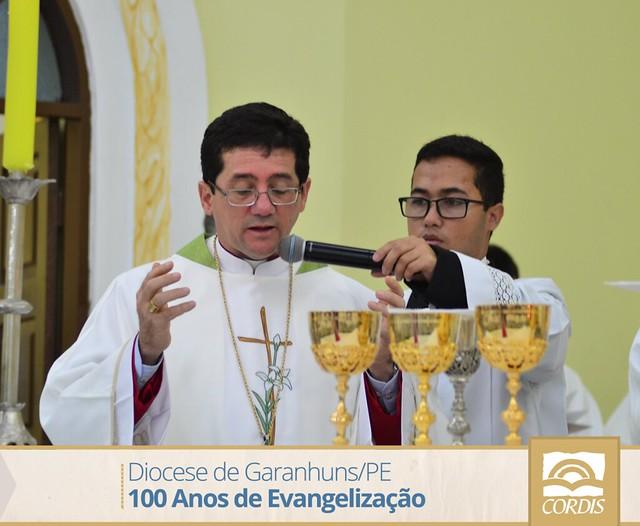 Centenário da Diocese de Garanhuns/PE