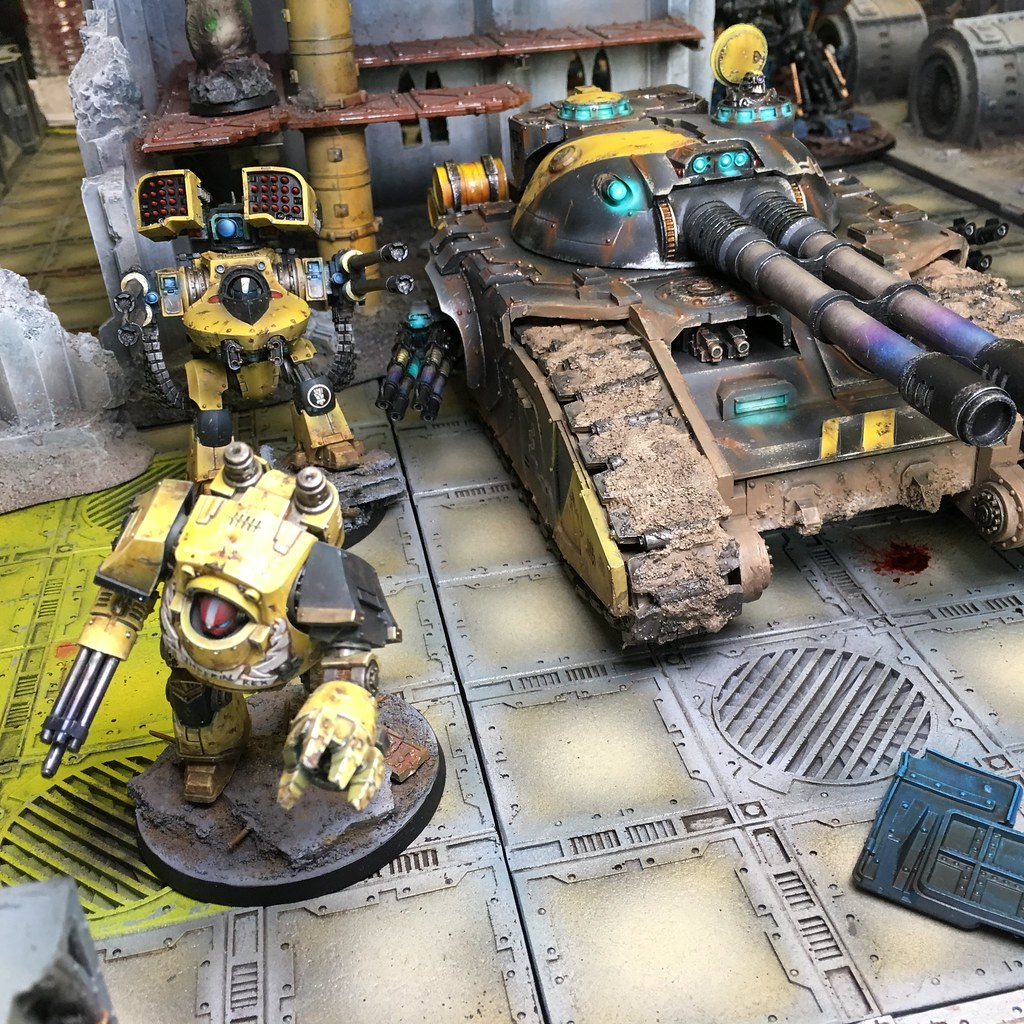 Medal of Colors Assault on Molech Armies-42