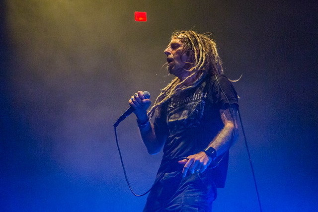 Lamb of God @ The Fillmore, Silver Spring MD, 07/30/2018