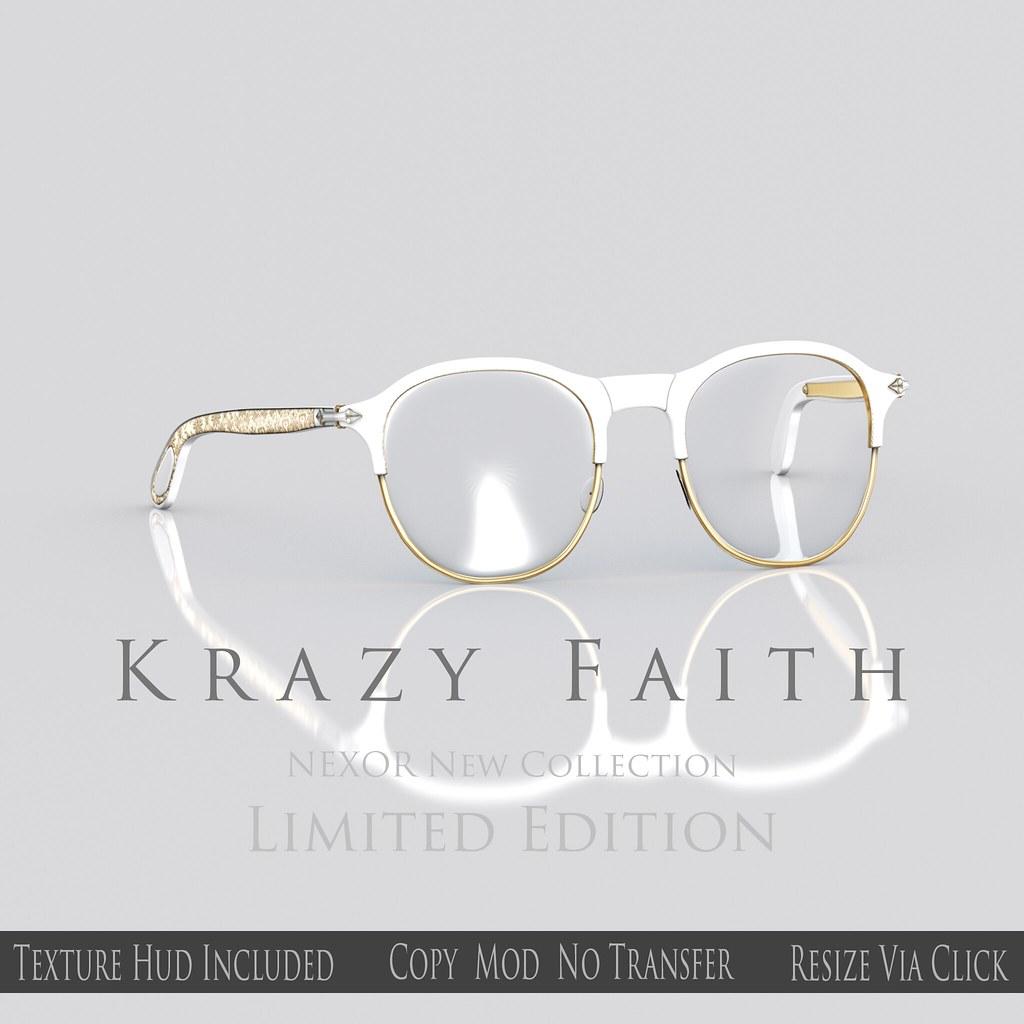 NEXOR – Krazy Faith Shadez – Ad (LE)