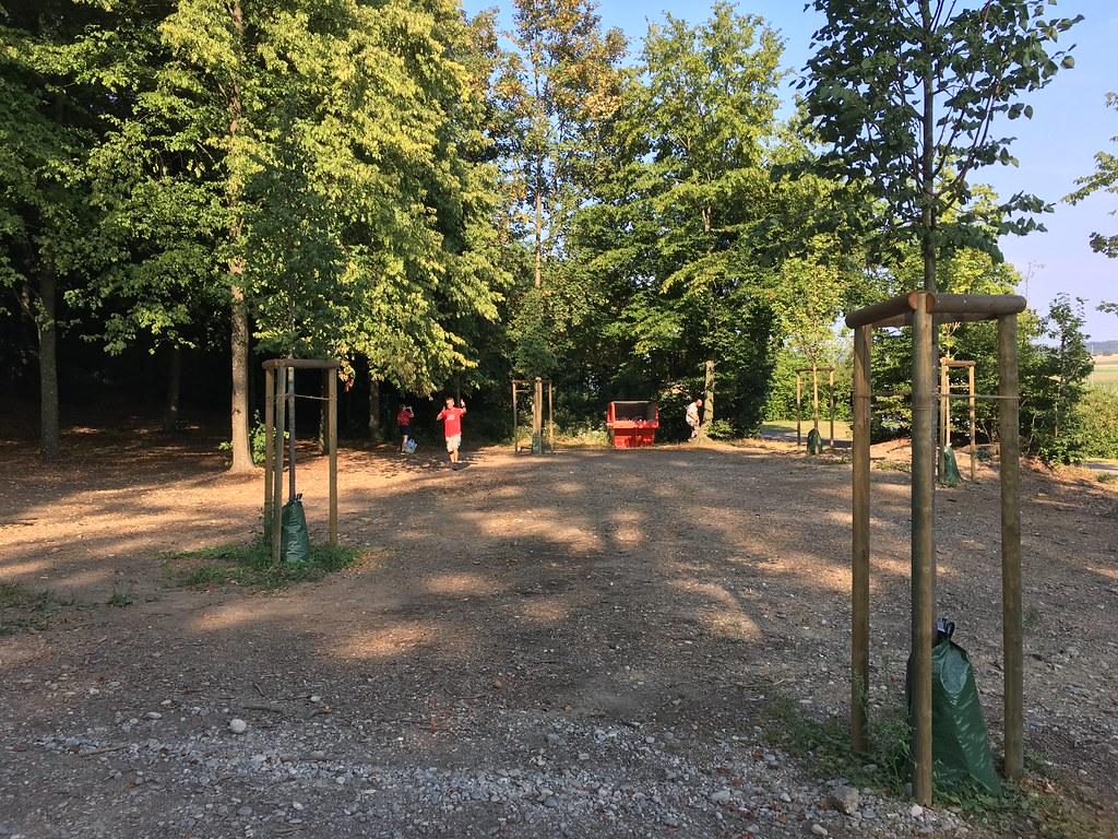 Waldfest im Buechewäldli - 31. Juli & 1. August