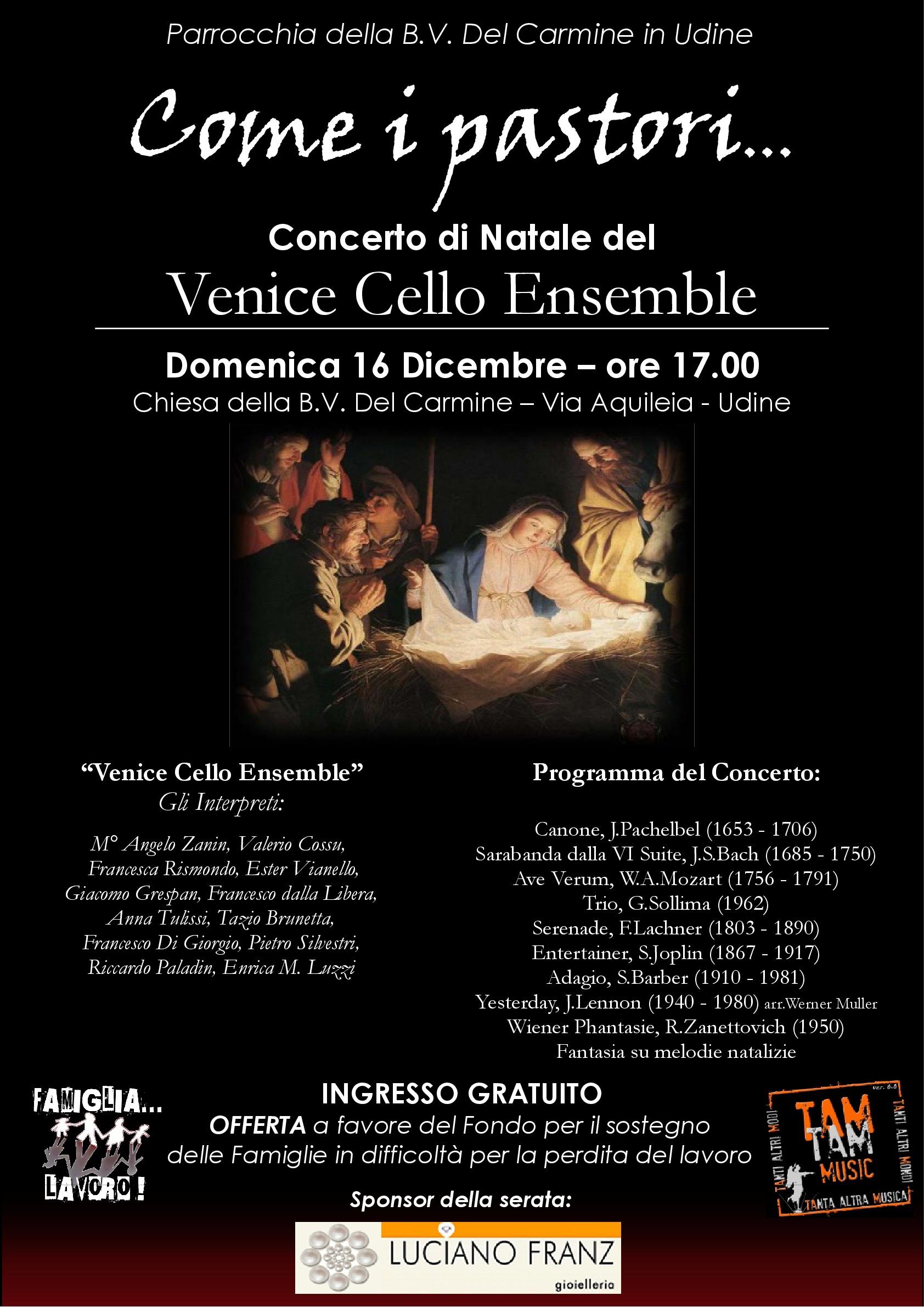 Concerto Natale 2012  Venice Cello Locandina-001