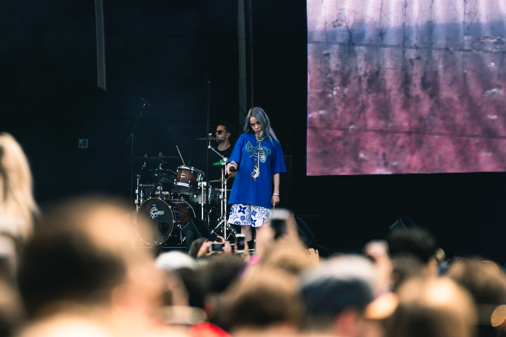 Billie Eilish OSL Day 1-4