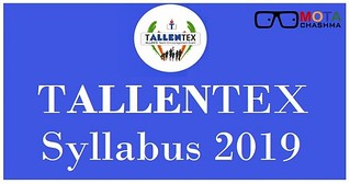 Tallentex syllabus 2019