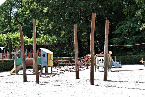 Bokrijk's Playground for smaller children
