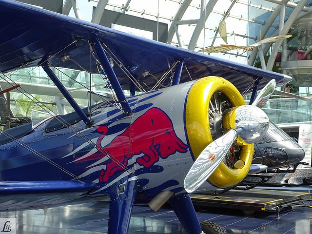Red Bull Hangar 7, Salzburg, Austria
