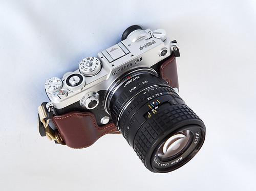 Nikon Series E 100mm