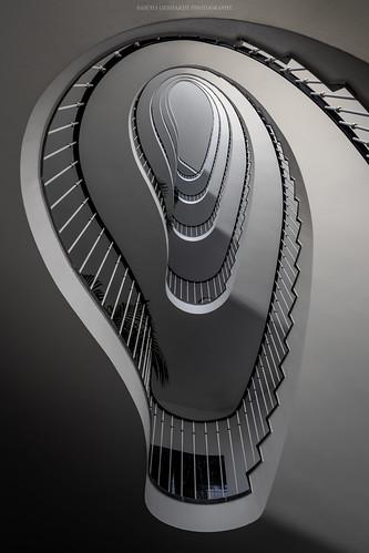 Staircase No. 9