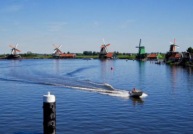 Zaanse Schans. Zaandam. Noord Holland. Netherlands.
