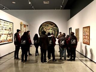 Exposición Grandes Artistas Latinoamericanos