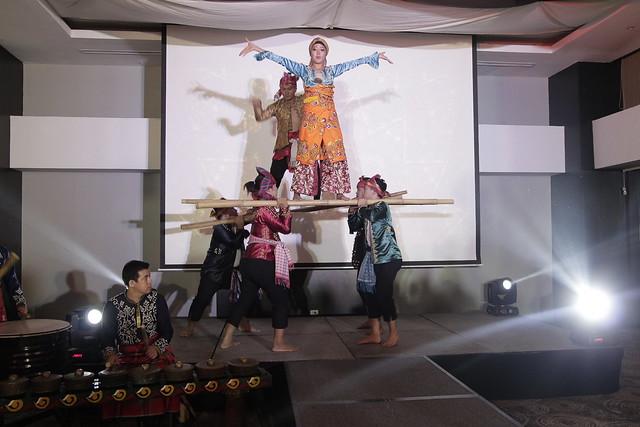 Madayaw Cultural Ensemble performs at Seda Abreeza's Pre-Kadayawan Party (1)