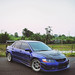 Voltex kitted Mitsubishi Evolution IX, Bangladesh.