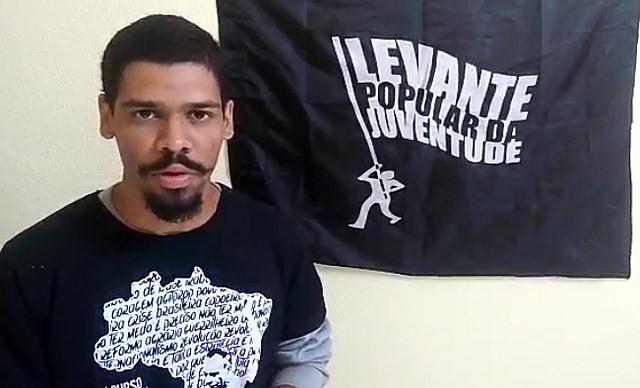 Leonardo Soares: conheça o jovem militante que se soma a greve de fome
