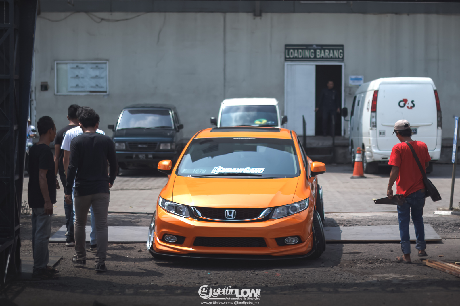 intersport autoshow proper car contest bogor 2018
