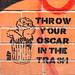 RipArtist Oscar in the bin