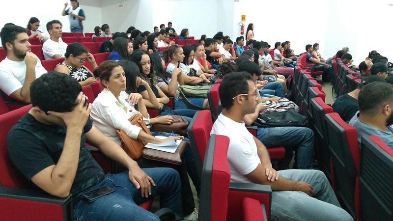 Show de Talentos - Campus Floresta