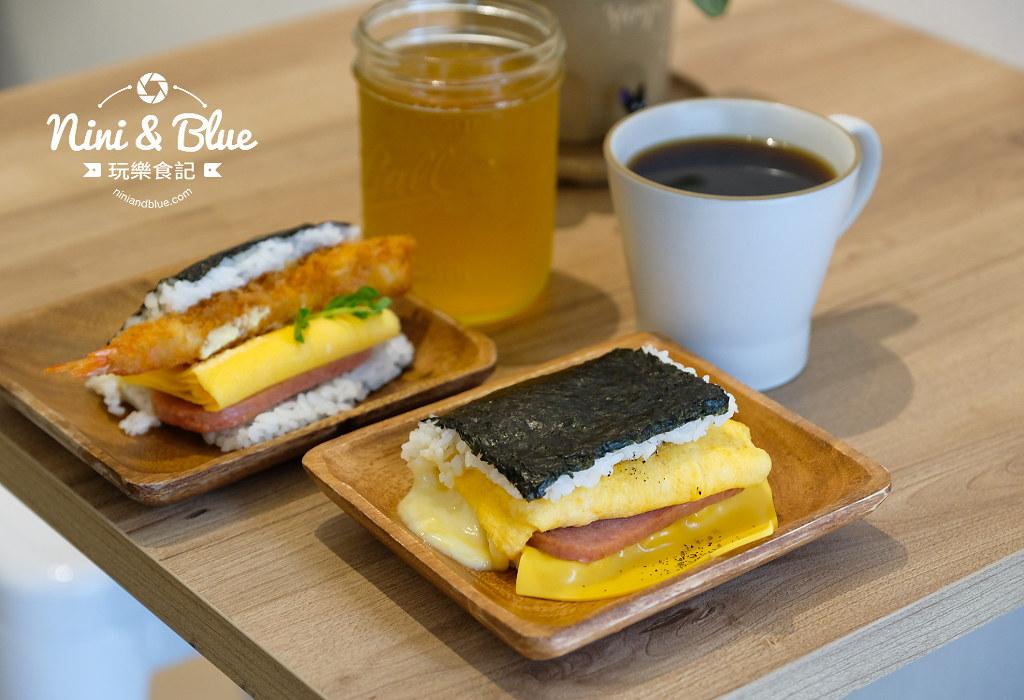 樂米屋 沖繩飯糰 公益路美食15