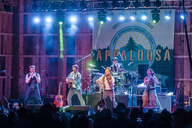 Scythian performing @ Appaloosa Festival