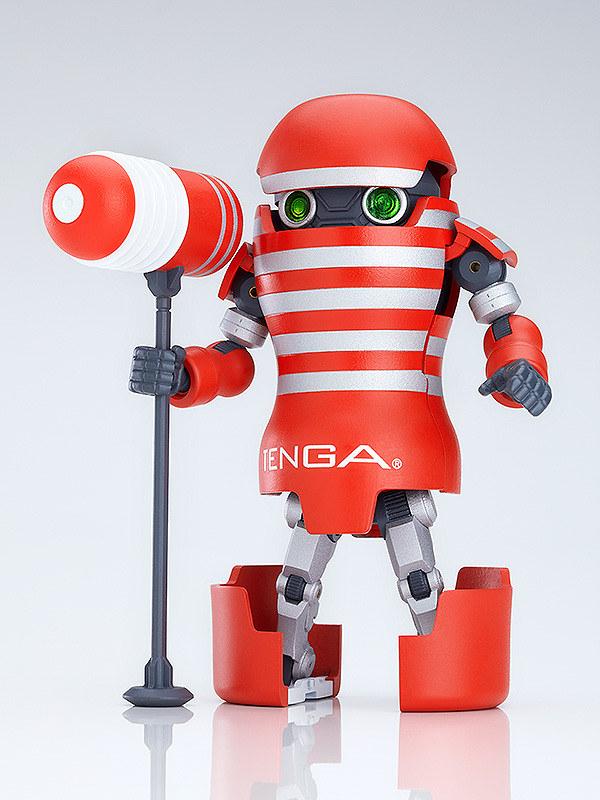 在最需要勇氣的時候為你加油!GSC『TENGA☆機器人』TENGA機器人 一般版 / MEGA TENGA BEAM套組(初回限定版)TENGAロボ