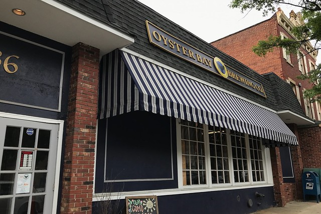 Fri, 2018-06-15 14:45 - Oyster Bay Brewing Co.
