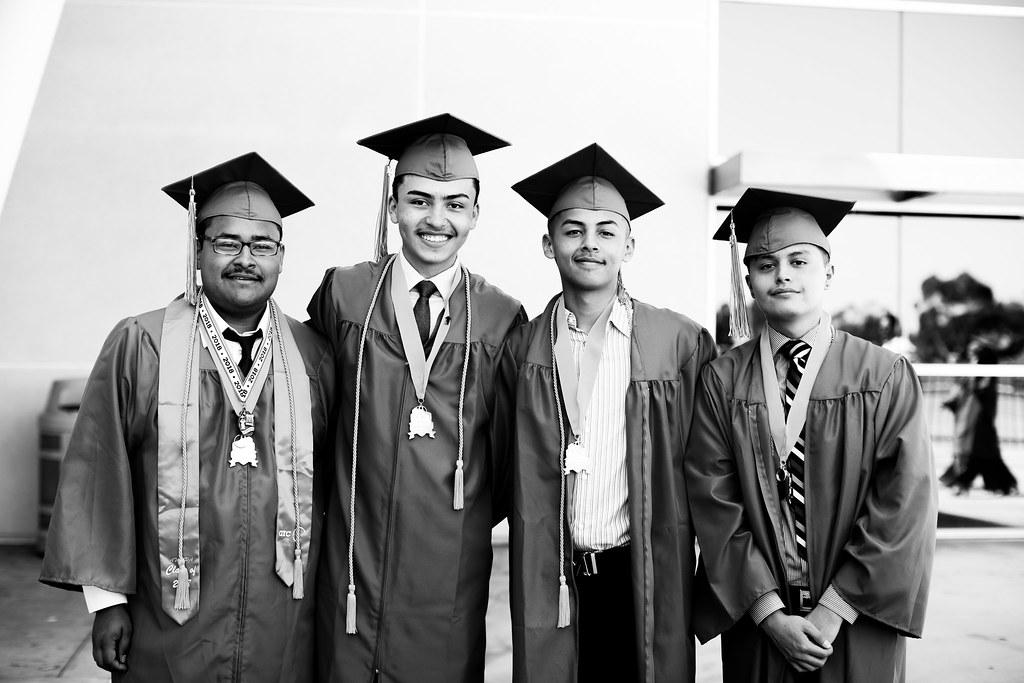 Ánimo Watts College Preparatory Academy Graduation 2018