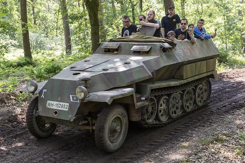 SdKfz 251/6 Ausf C