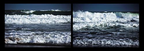 Océano hacia el Sur