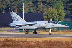 C14-56 AMD Mirage F-1M Ejercito del Aire @ Kleine Brogel EBBL