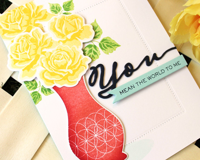 LizzieJones_PapertreyInk_SimpleToSpectacular_June2018_TheSweetLife_YouMeanTheWorldCard2