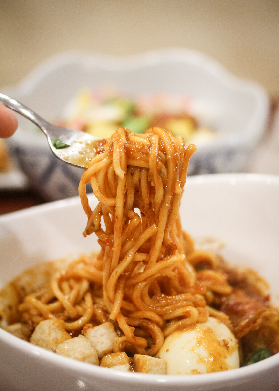 My Makan Place Egg Noodle