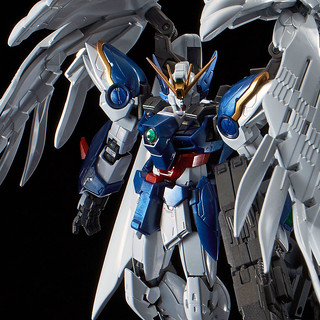RG 1/144 Wing Gundam Zero EW & Drei Zwerg [Titanium Finish] Unveiled!