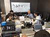 Photo:#うみかぜラヂオ 大分県津久見市で7月14日、15日に開催されている『つくみ港まつり』。イベントFM局『うみかぜラヂオ』が現在放送中。 By satetsu