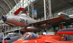 Republic F 84G Thunderjet ~ 3R-E / FZ153