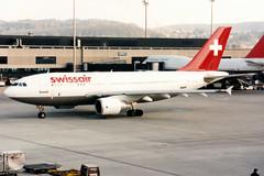 Swissair | Airbus A310-300 | HB-IPI | Zurich Kloten