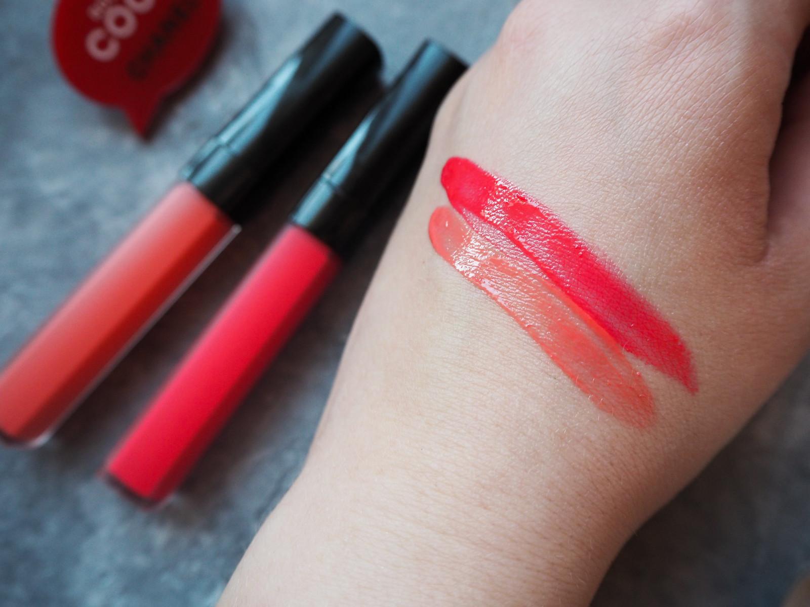 Chanel Rouge Coco Lip Blush 410, 416