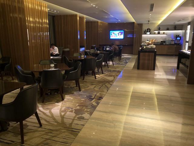 Lounge - Westin Jakarta