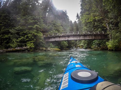 Kayaking on Baker Lake-125