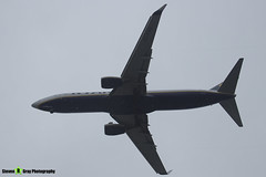 EI-FRC - 62690 - Ryanair - Boeing 737-8AS - Donington - 180402 - Steven Gray - IMG_8562
