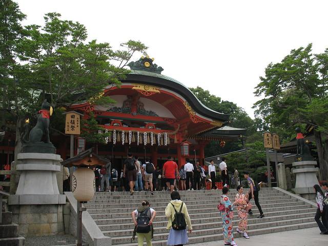 Fushimi Inari Taisha 9