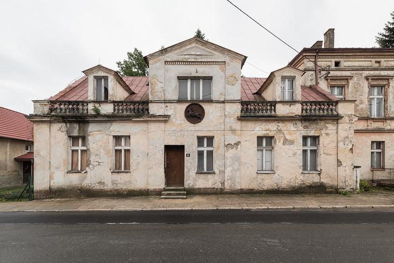 House at 12 Wrocławska Street, Borów/Markt-Bohrau, 10.07.2018