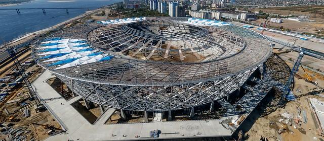 Copa da Rússia teve 21 mortos durante obras dos estádios; Catar, sede em 2022, pode ter 100 vezes mais