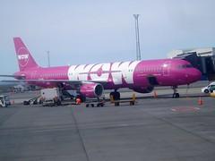 Wow Air A321-211 TF-KID