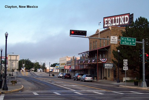 Clayton NM