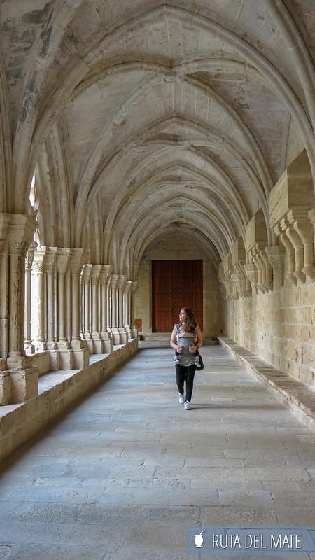 Pueblos de Cataluña Monasterio Poblet 02
