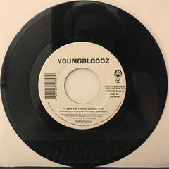 YOUNGBLOODZ:DAMN!(RECORD SIDE-B)