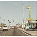 Barstow Motel Row -2012 by Patricia Colleen