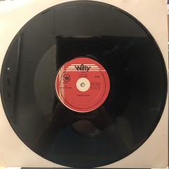 WAYNE SMITH:UNDER MI SLENG TENG(RECORD SIDE-B)