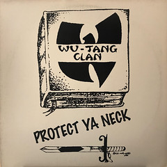 WU-TANG CLAN:PROTECT YA NECK(JACKET A)