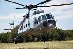 Helikopter Mi8-MTV-1 polije?e