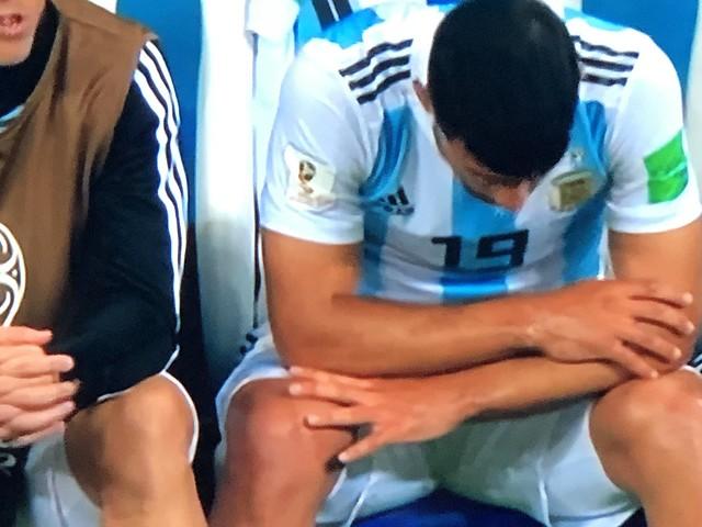 Argentina 0 - 3 Croatia